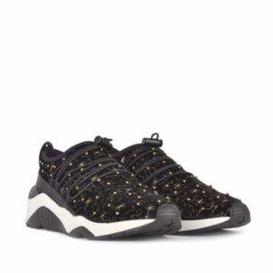 NWOB Free People x Ash Misstic Velvet Sneaker